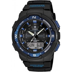 Buy Casio Collection Men's Watch SGW-500H-2BVER Multifunction Ana-Digi