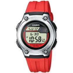 Casio Collection Men's Watch W-211-4AVES Multifunction Digital