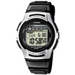 Casio Collection Men's Watch W-213-1AVES Multifunction Digital