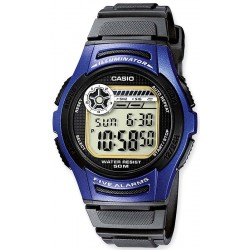 Casio Collection Men's Watch W-213-2AVES Multifunction Digital