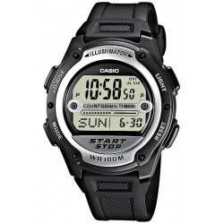 Casio Collection Men's Watch W-756-1AVES Digital Multifunction