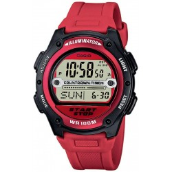 Casio Collection Men's Watch W-756-4AVES Multifunction Digital