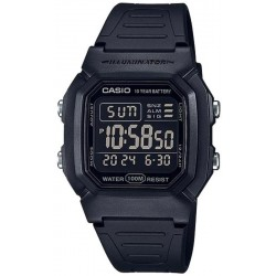 Casio Collection Men's Watch W-800H-1BVES