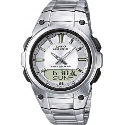 Casio Radio Controlled Men's Watch WVA-109HDE-7AVER Multifunction Ana-Digi