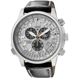 Buy Men's Citizen Watch Chrono Eco-Drive Radio Controlled AS4020-44H