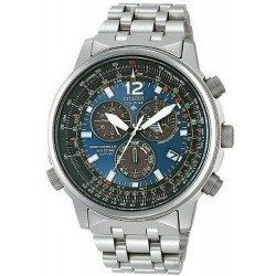 Buy Men's Citizen Watch Promaster Chrono Radio Controlled Titanium AS4050-51L