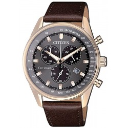 Buy Men's Citizen Watch Chrono Eco-Drive AT2393-17H