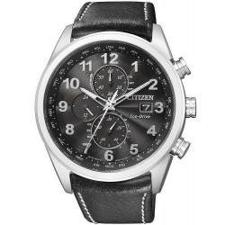 Buy Men's Citizen Watch Chrono Eco-Drive Radio Controlled AT8011-04E