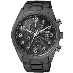 Buy Men's Citizen Watch Chrono Eco-Drive Radio Controlled AT8018-56E