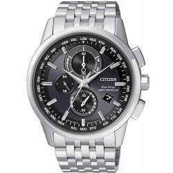 Buy Men's Citizen Watch Radio Controlled Chrono Evolution 5 AT8110-61E