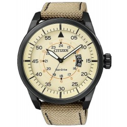 Men's Citizen Watch Aviator Eco-Drive AW1365-19P