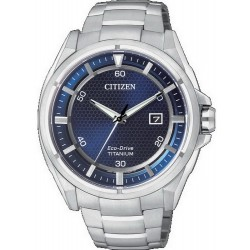 Men's Citizen Watch Super Titanium Eco-Drive AW1400-52M