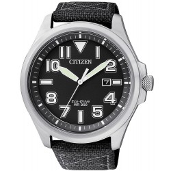 Men's Citizen Watch Military Eco-Drive AW1410-24E