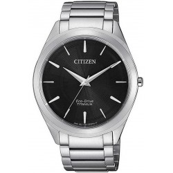 Men's Citizen Watch Super Titanium Eco-Drive BJ6520-82E