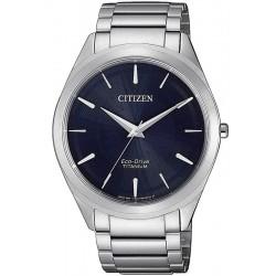 Men's Citizen Watch Super Titanium Eco-Drive BJ6520-82L