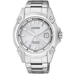 Men's Citizen Watch Super Titanium Eco-Drive BM1340-58A