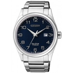 Men's Citizen Watch Super Titanium Eco-Drive BM7360-82M