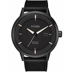 Men's Citizen Watch Super Titanium Eco-Drive BM7425-11H