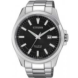 Men's Citizen Watch Super Titanium Eco-Drive BM7470-84E