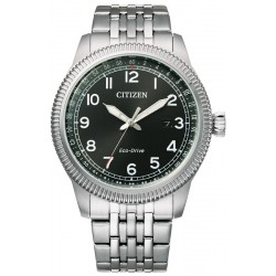 Buy Mens Citizen Watch Aviator Eco Drive BM7480-81E