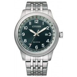 Buy Mens Citizen Watch Aviator Eco Drive BM7480-81L