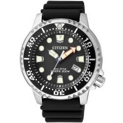 Men's Citizen Watch Promaster Marine Diver's Eco-Drive 200M BN0150-10E