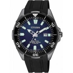 Men's Citizen Watch Promaster Diver's Eco Drive 200M Super Titanium BN0205-10L