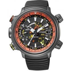 Men's Citizen Watch Promaster Altichron Titanium BN4026-09F Altimeter