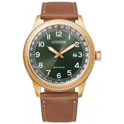 Buy Mens Citizen Watch Aviator Eco Drive BM7483-15X
