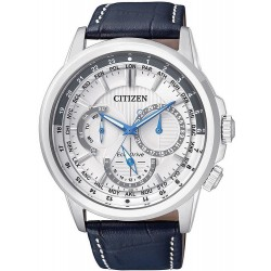 Buy Men's Citizen Watch Calendrier Eco-Drive BU2020-11A Multifunction
