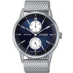 Men's Citizen Watch Metropolitan Eco-Drive BU3020-82L