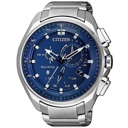 Buy Men's Citizen Watch Radio Controlled Bluetooth Eco-Drive BZ1029-87L