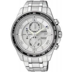 Men's Citizen Watch Super Titanium Chrono Eco-Drive CA0340-55A