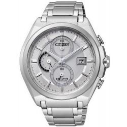 Men's Citizen Watch Super Titanium Chrono Eco-Drive CA0350-51A