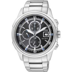 Men's Citizen Watch Chrono Eco-Drive CA0370-54E