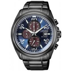 Buy Men's Citizen Watch Chrono Eco-Drive CA0635-86L