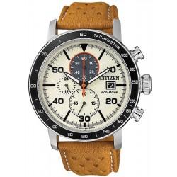 Buy Men's Citizen Watch Chrono Eco-Drive CA0641-16X