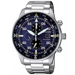 Buy Men's Citizen Watch Aviator Chrono Eco-Drive CA0690-88L