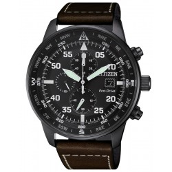 Buy Men's Citizen Watch Aviator Chrono Eco-Drive CA0695-17E