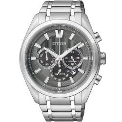 Men's Citizen Watch Super Titanium Chrono Eco-Drive CA4010-58H