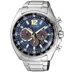 Men's Citizen Watch Chrono Racing Eco-Drive CA4198-87L