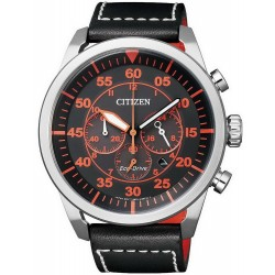 Buy Men's Citizen Watch Aviator Chrono Eco-Drive CA4210-08E