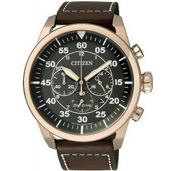 Buy Men's Citizen Watch Aviator Chrono Eco-Drive CA4213-00E
