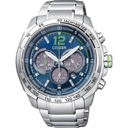 Buy Men's Citizen Watch Chrono Eco-Drive CA4230-51L