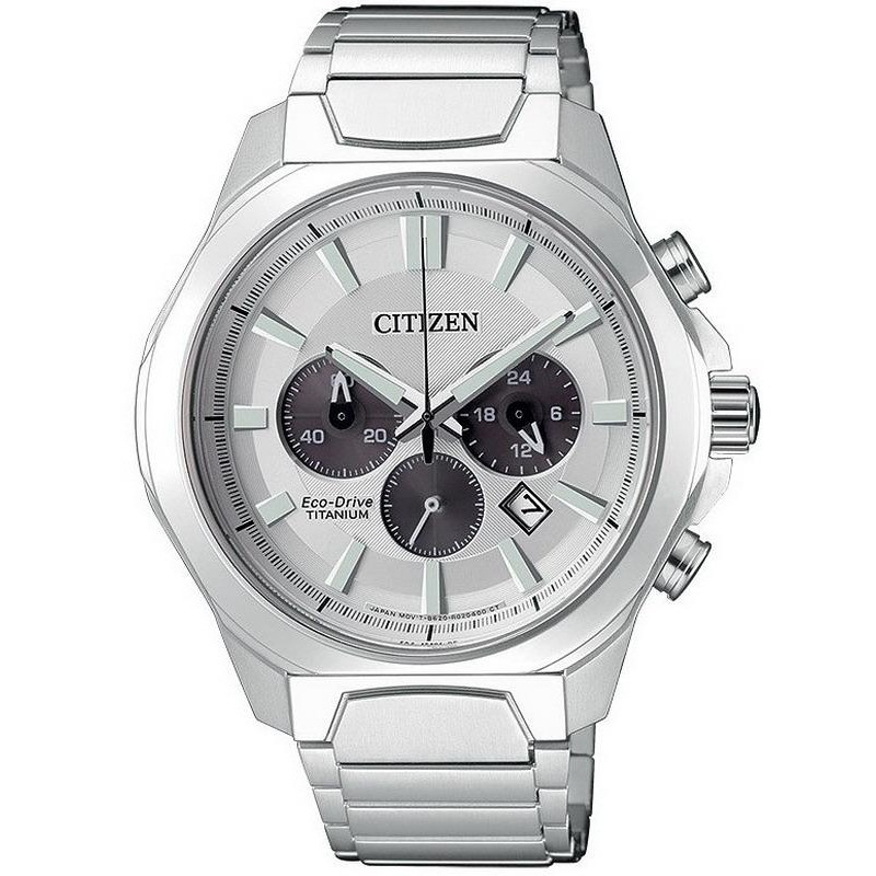 60a1b8b35 Men's Citizen Watch Super Titanium Chrono Eco-Drive CA4320-51A ...