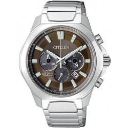 Men's Citizen Watch Super Titanium Chrono Eco-Drive CA4320-51W