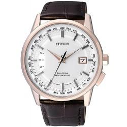 Men's Citizen Watch Radio Controlled Evolution 5 Eco-Drive CB0153-21A