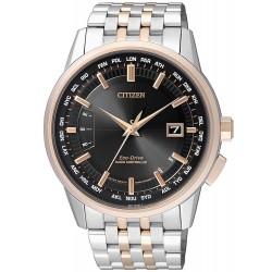 Men's Citizen Watch Radio Controlled Evolution 5 Eco-Drive CB0156-66E