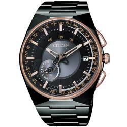 Buy Men's Citizen Watch Satellite Wave Air F100 Eco-Drive Titanium CC2004-59E