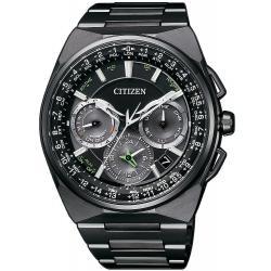 Buy Men's Citizen Watch Satellite Wave GPS F900 Eco-Drive Titanium CC9004-51E